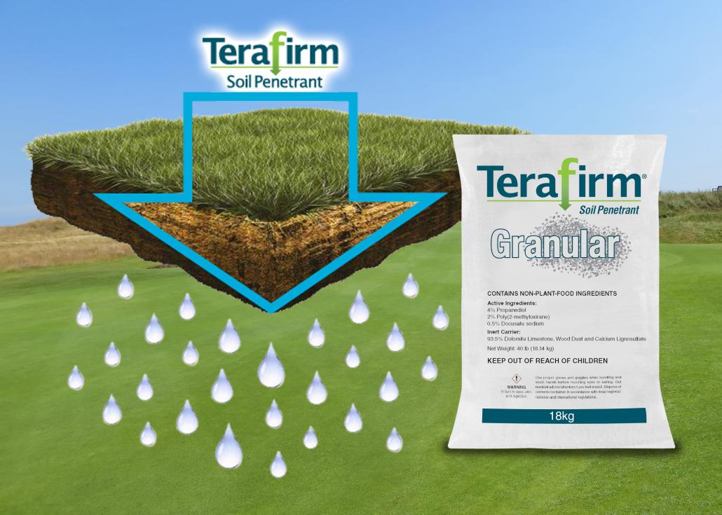 New Terafirm™ Granular from Headland