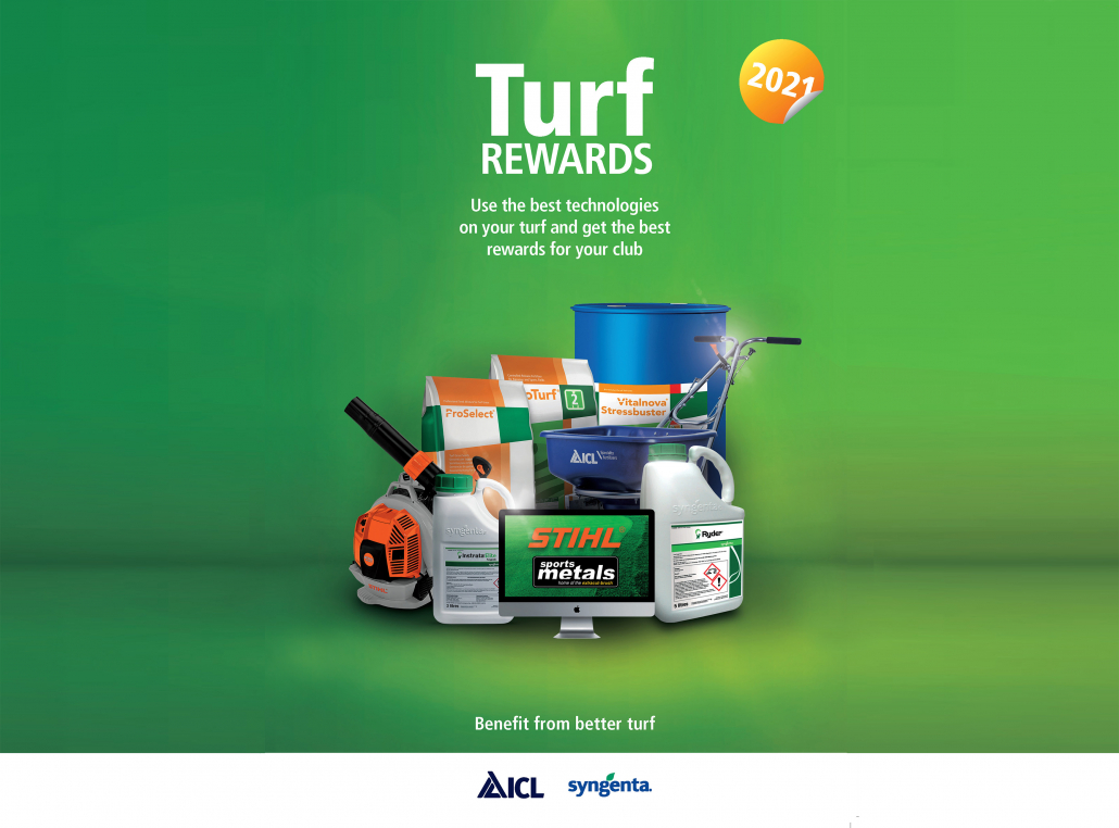 New Turf Rewards for 2021