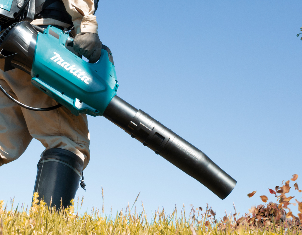 More for the outdoors with Makita