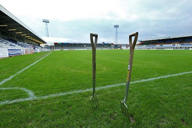 Hartlepool fans praise ground staff