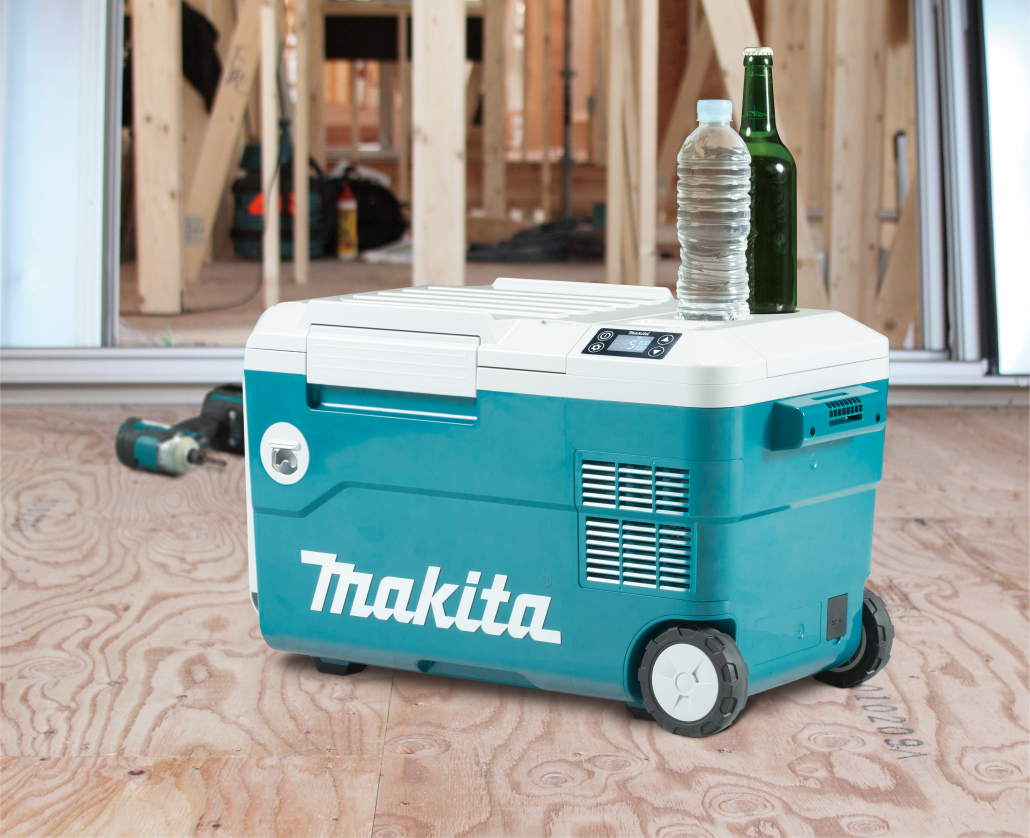 Cooler than the rest with Makita