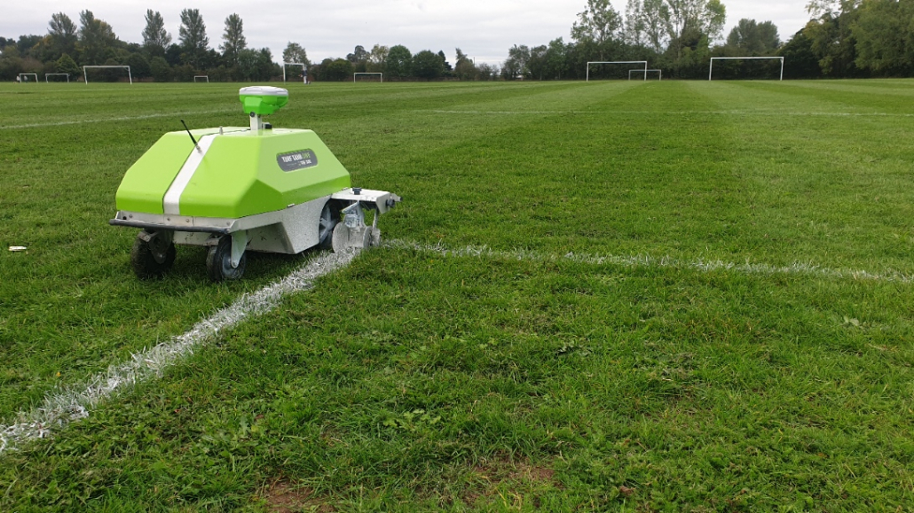 Countrywide Grounds use Turf Tank Base Station