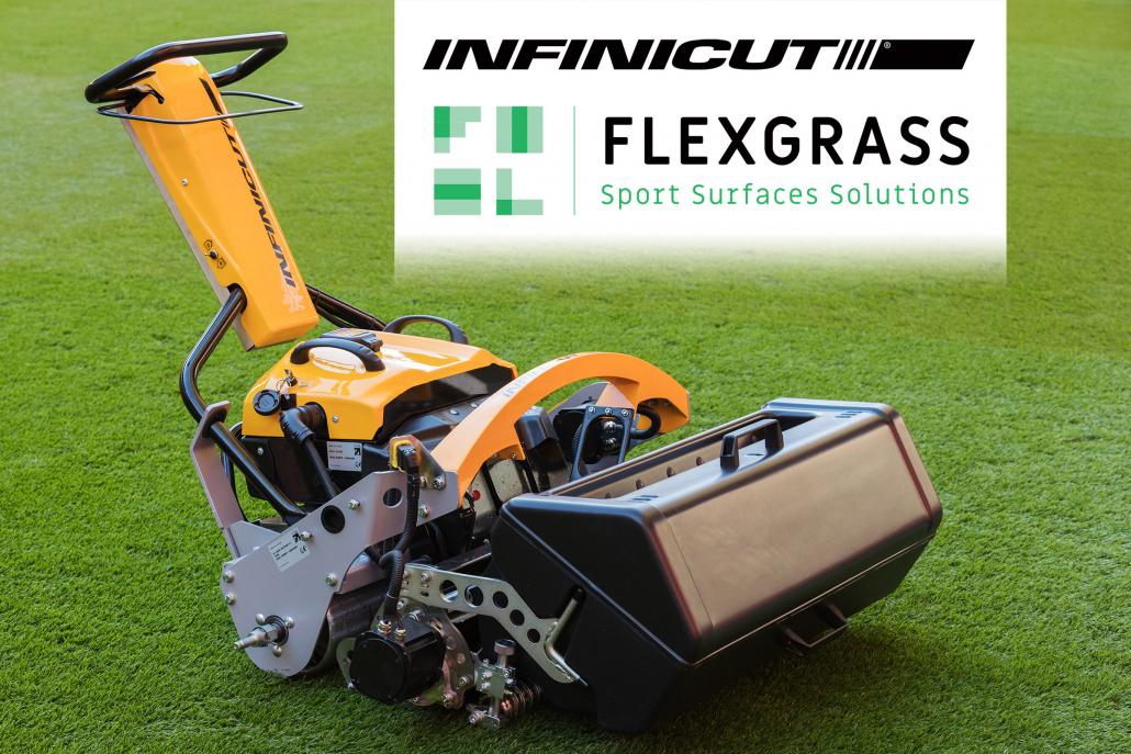 FLexGrass a new INFINICUT® partner