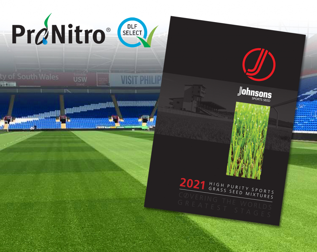 Johnsons Sports Seed announce new cultivars