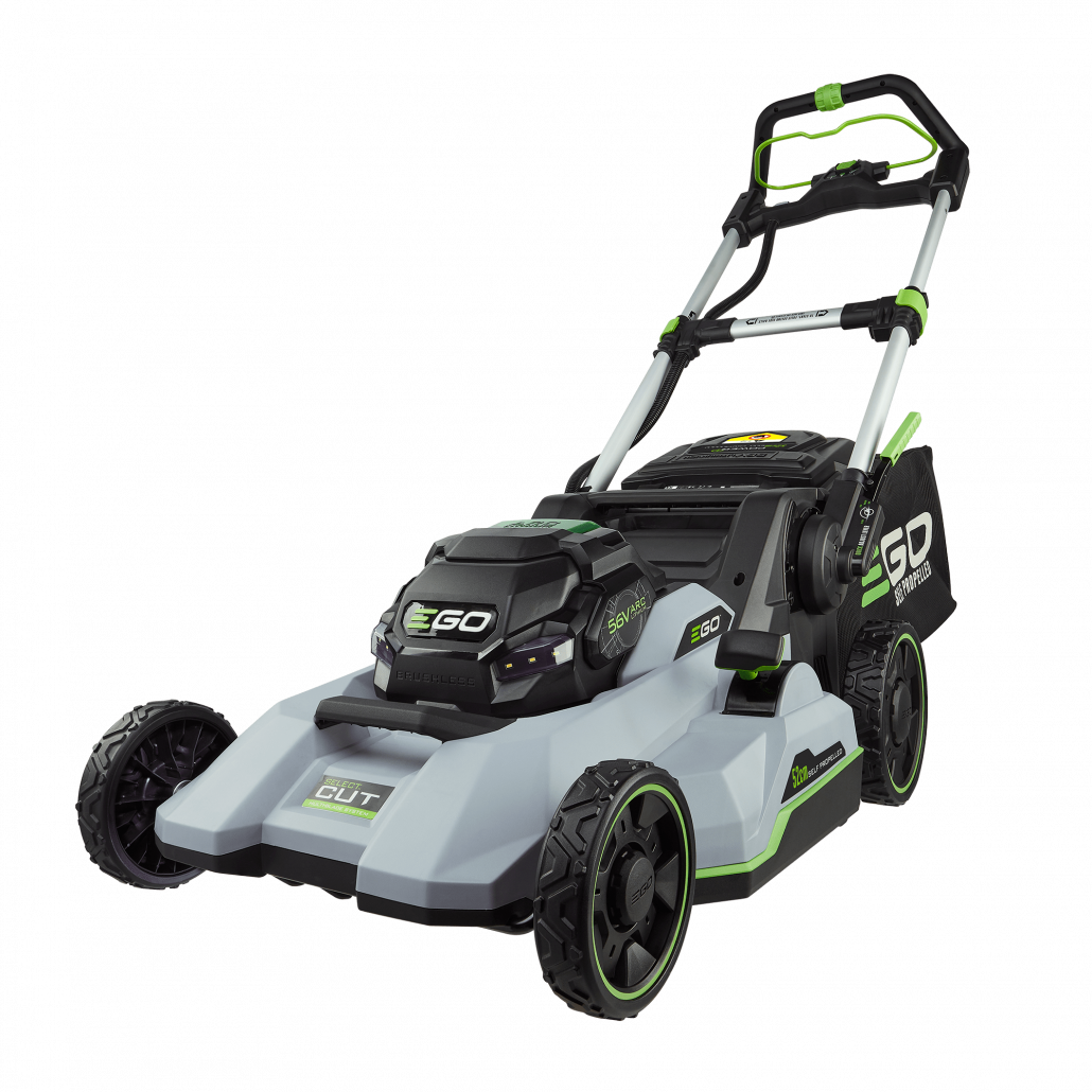 EGO releases first cordless mower