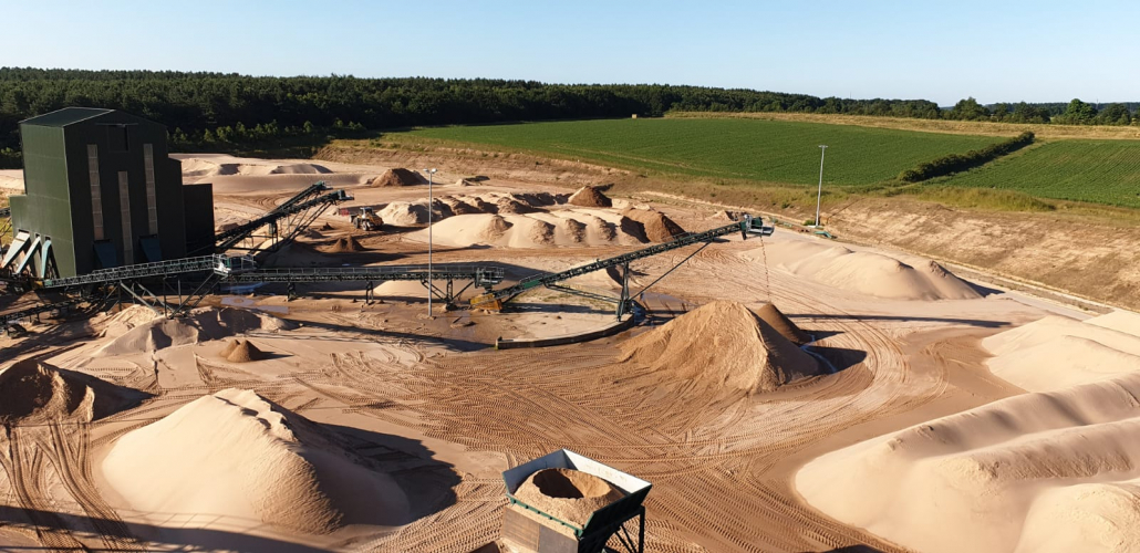 Mansfield Sand – the story behind the sand