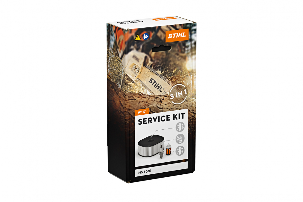 STIHL launches service kits