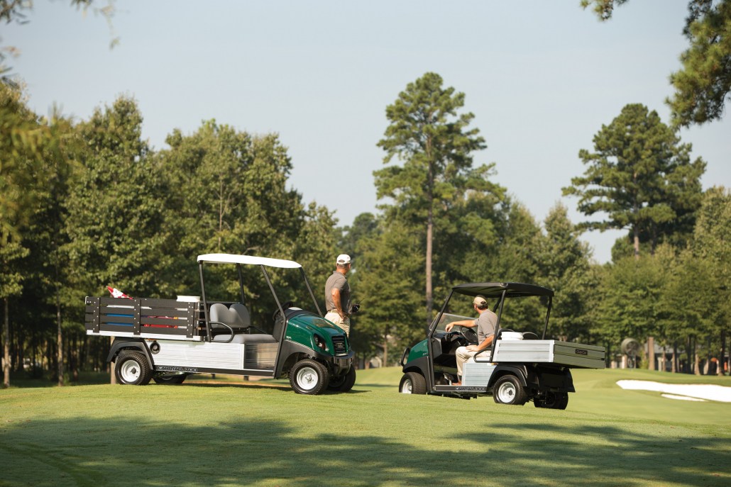 Club Car appoints Campey Turf Care