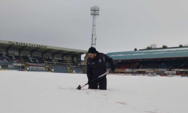 The life of a Dundee groundsman