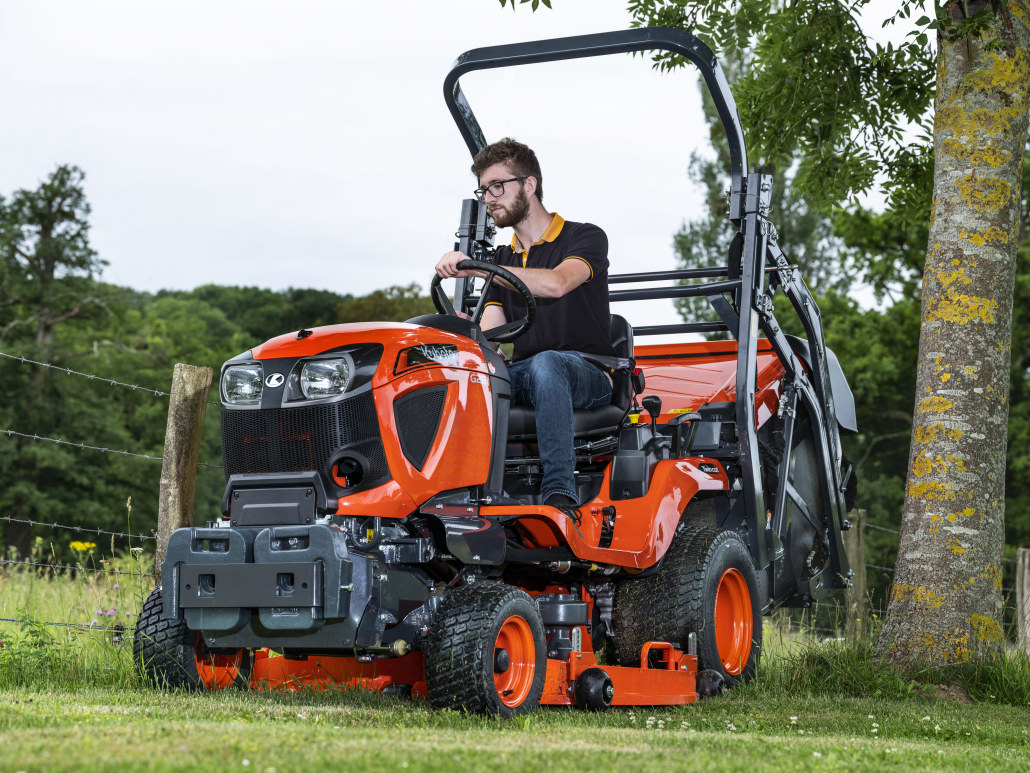 Kubota set to support #GroundsWeek