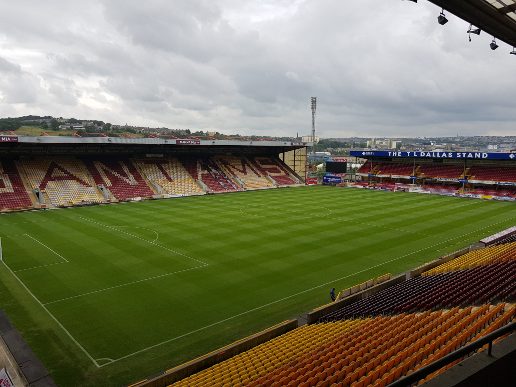 ICL the 'one stop-shop' for Bradford City