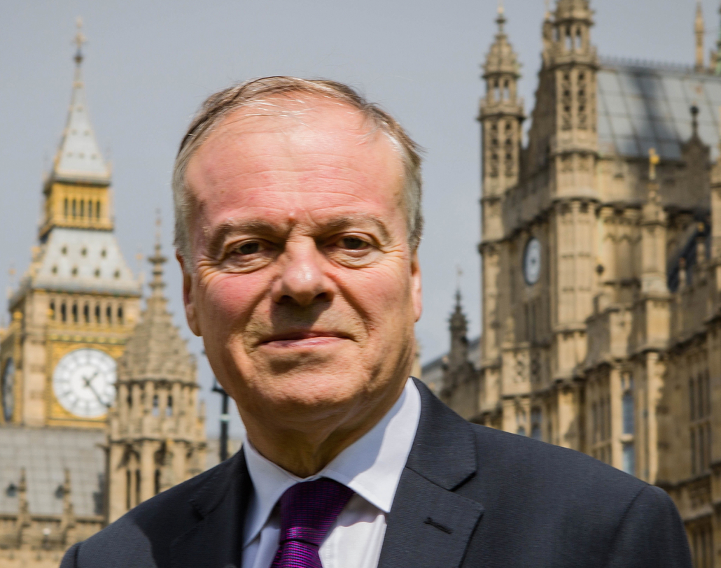 Clive Betts MP joins Fields in Trust Board of Trustees