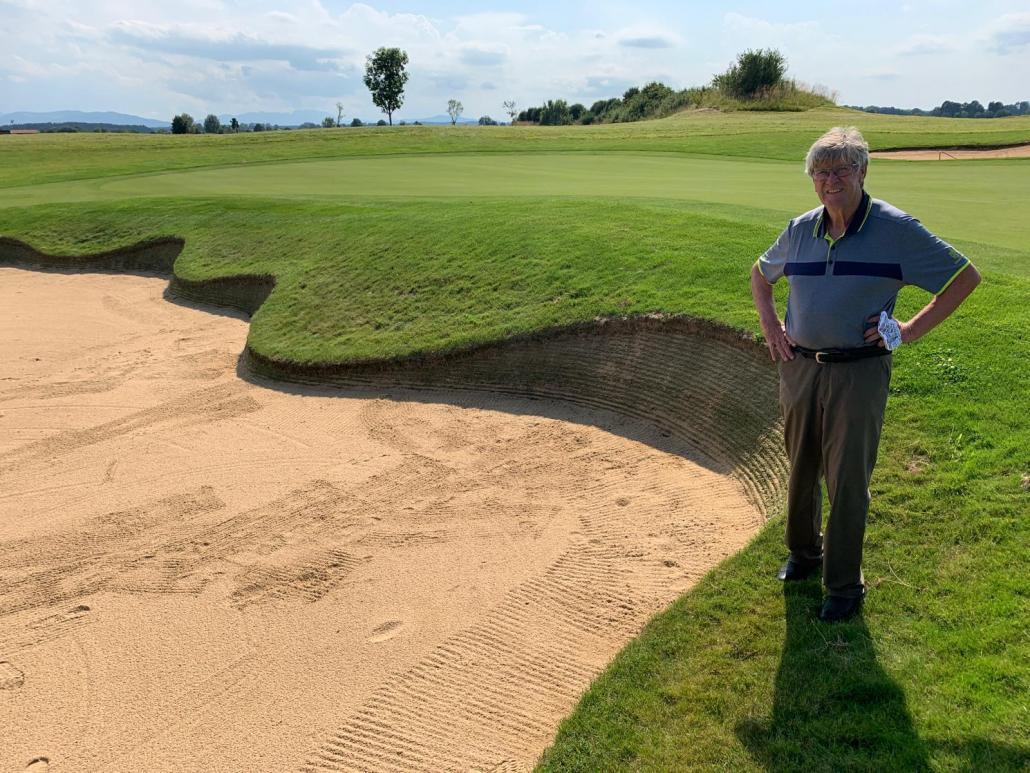 EcoBunker enhances links feel at Golf Valley