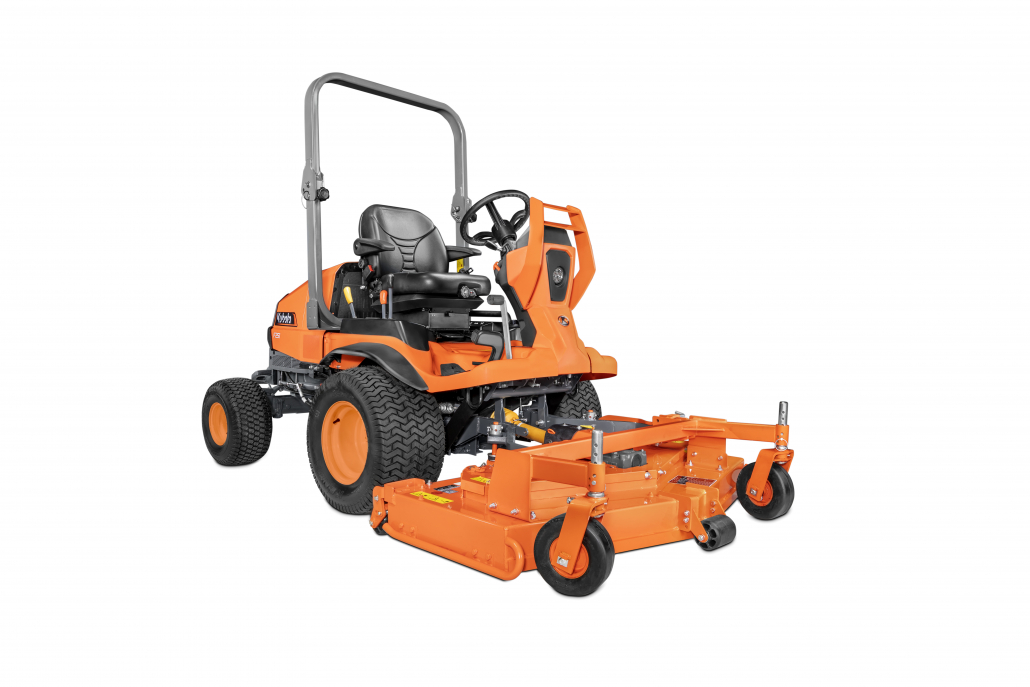 Kubota introduces the F-251 front mower