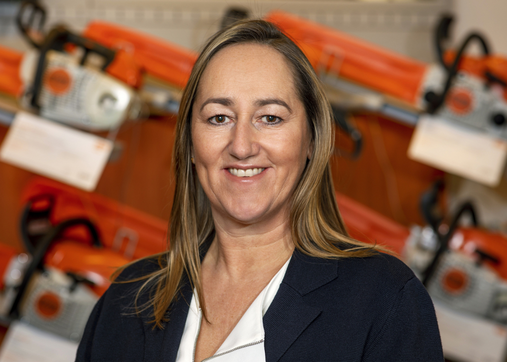 New Managing Director joins STIHL GB