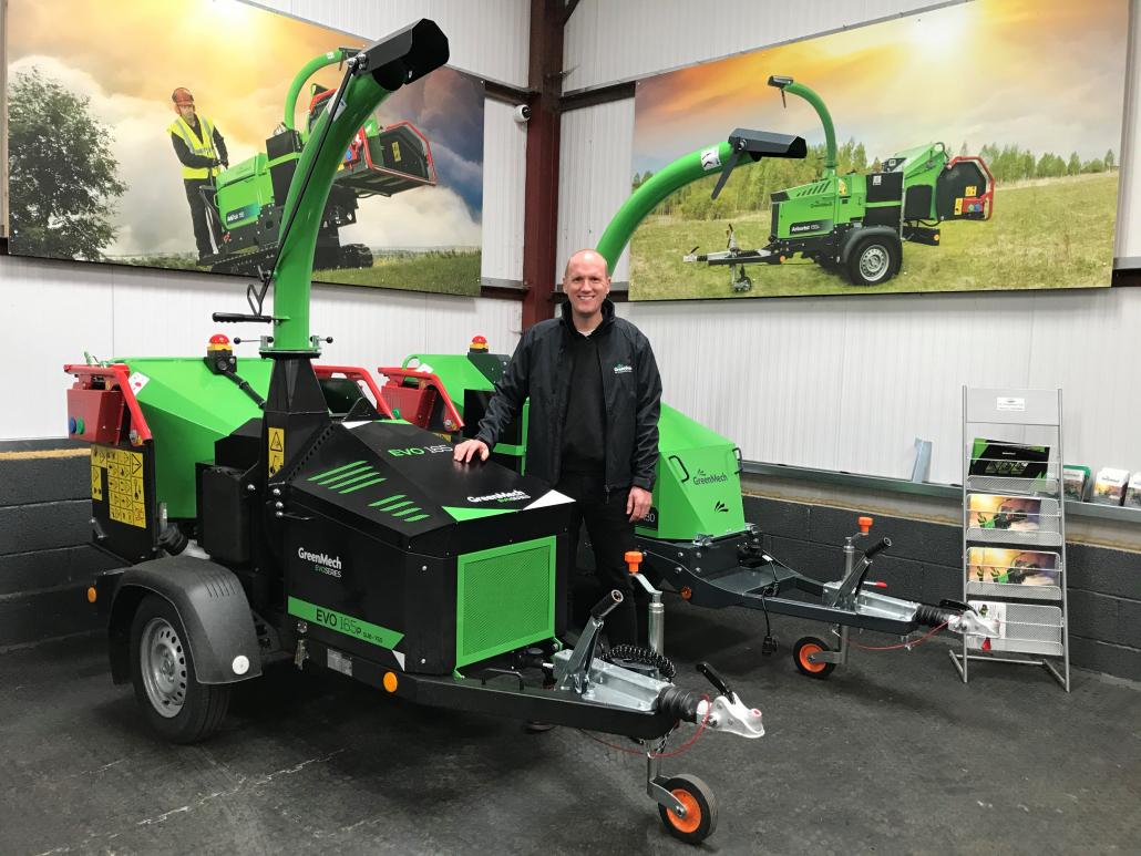 GA Groundcare appoint Matt Textor