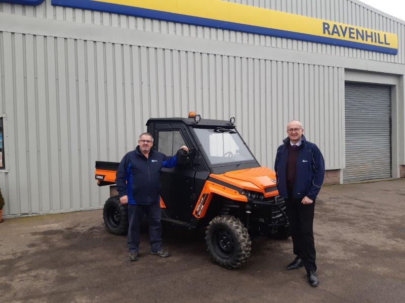 Corvus announces partnership with Ravenhill
