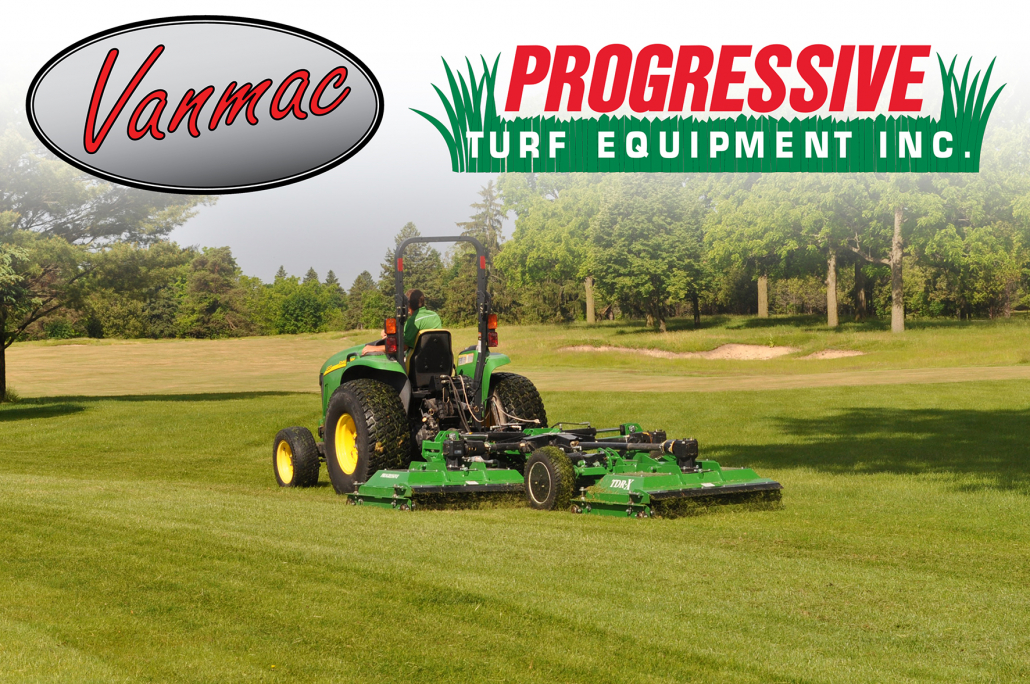 Vanmac Ltd, the new home for Progressive Mowers