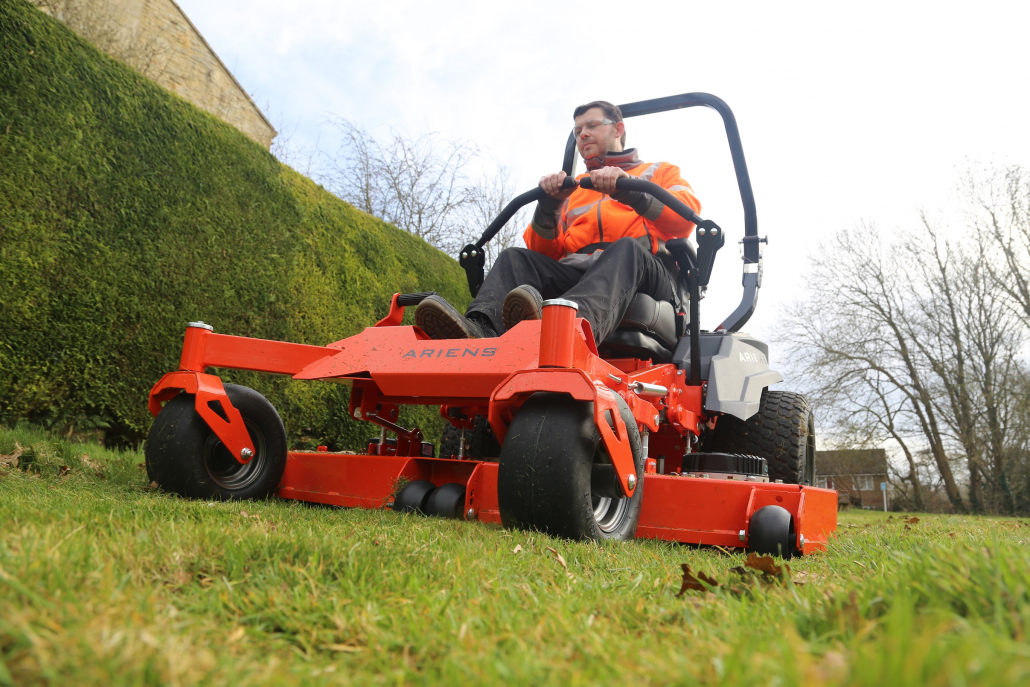 GGM offer NEW eco-friendly Mower from Ariens