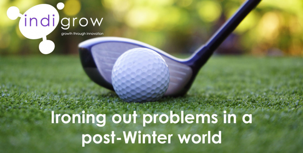 Ironing out problems in an post-Winter world
