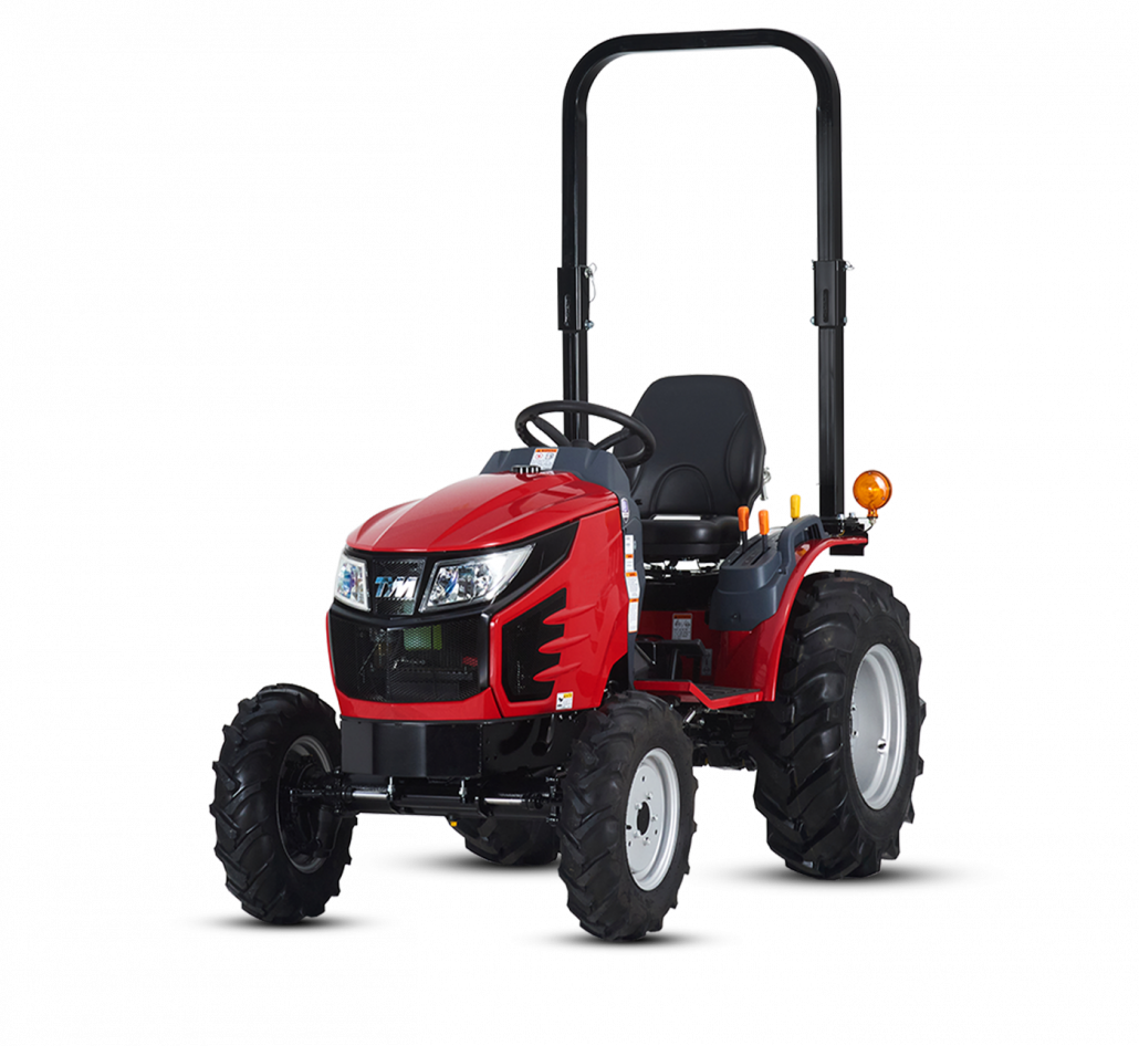 Introducing the new and improved TYM tractors