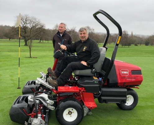Electric Power for Dore and Totley Golf Club: