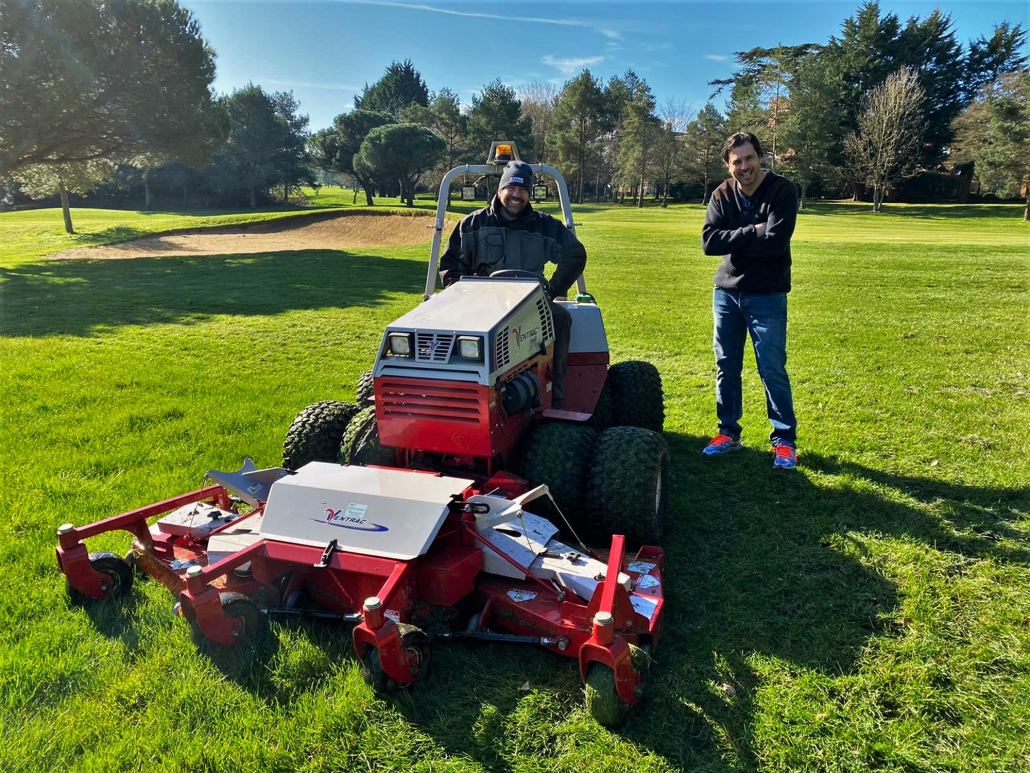 'Fantastic' Ventrac for Essendon