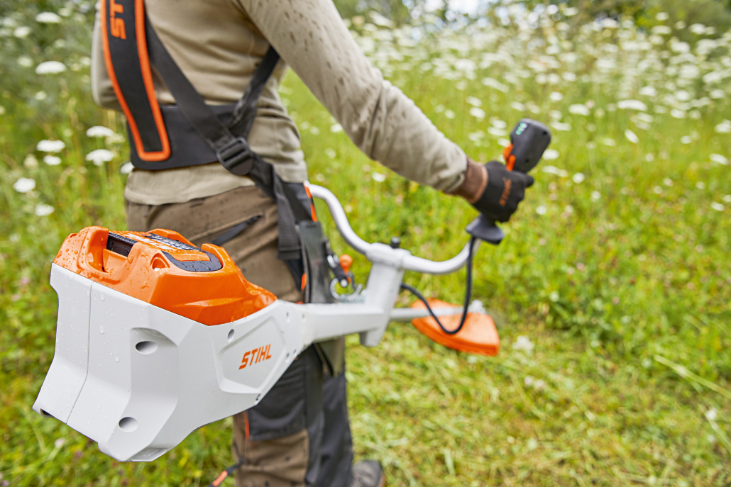 STIHL adds two new brushcutters