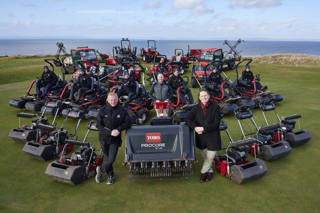 Gullane and Toro partnership to hit 25 years