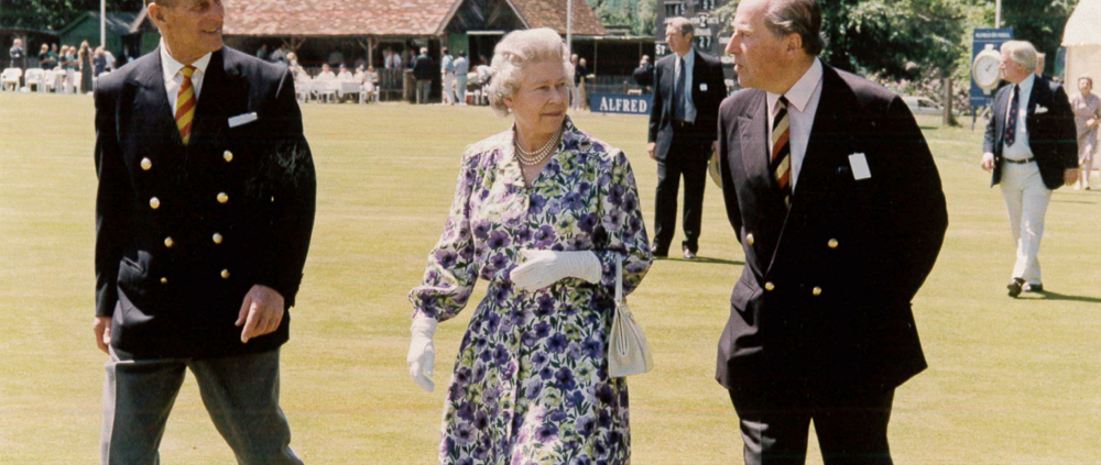 Visit a park this weekend as a tribute to HRH The Duke of Edinburgh