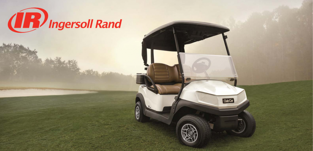 Ingersoll Rand to Sell Club Car to Platinum Equity
