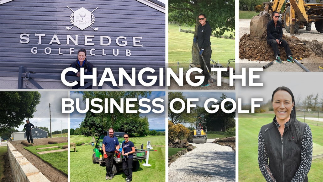 Changing the Business of Golf with Fame Tate