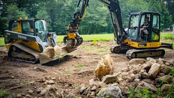 Engcon signs agreement with John Deere