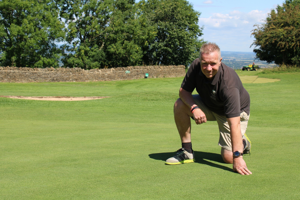Attraxor® reduces clippings at Broadway GC