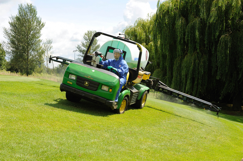 Search for a Star sprayer operator