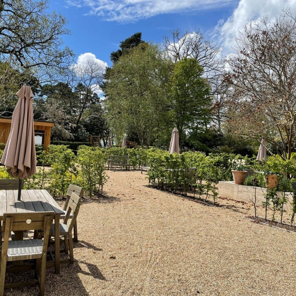 Maintaining outside space for emotional wellbeing