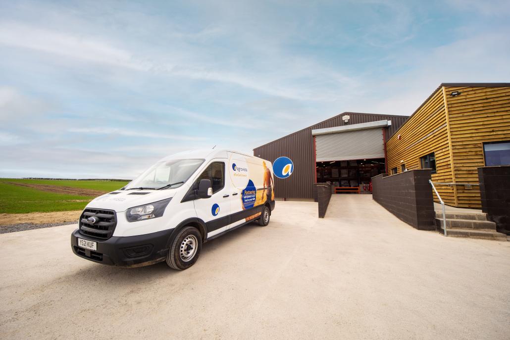 Agrovista UK announces depot upgrades