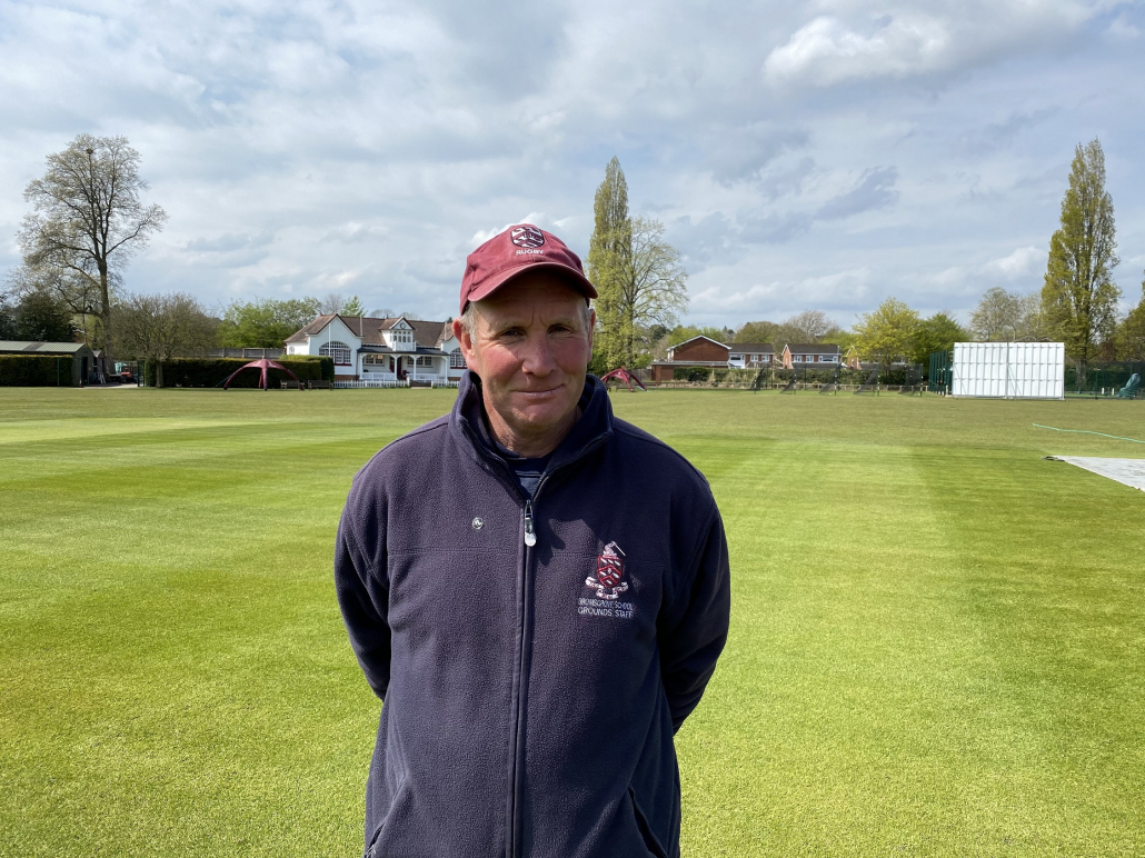 Confidence is high at Bromsgrove