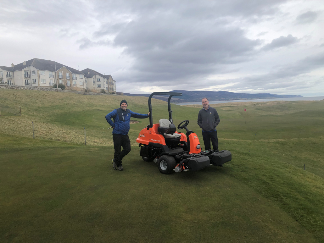 Second Jacobsen Eclipse for Brora GC