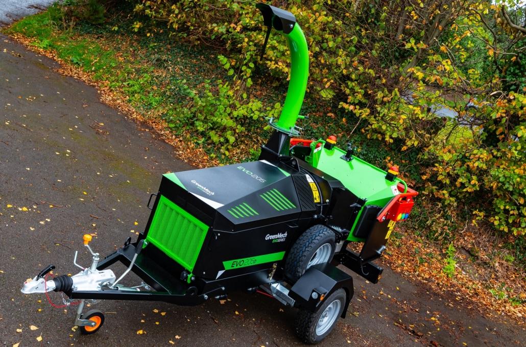 EVO 205D to revolutionise chipper market