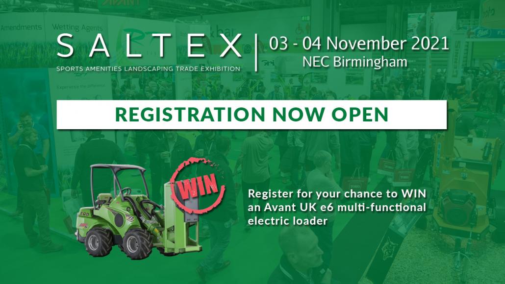 SALTEX registration now open