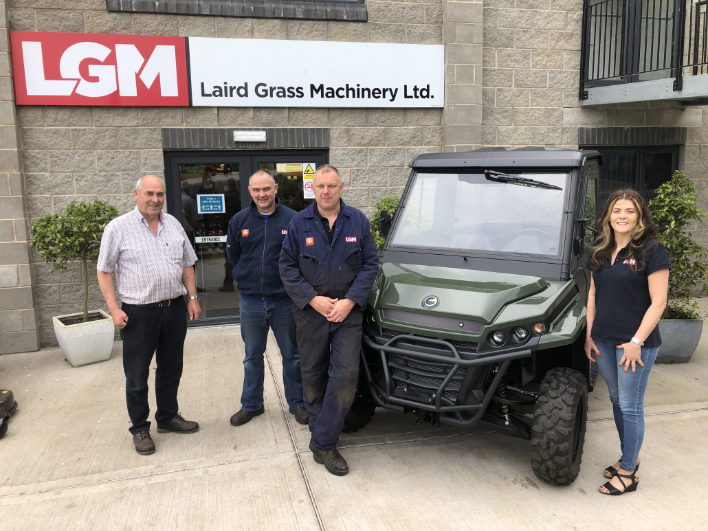 Two new dealers for Corvus 4x4