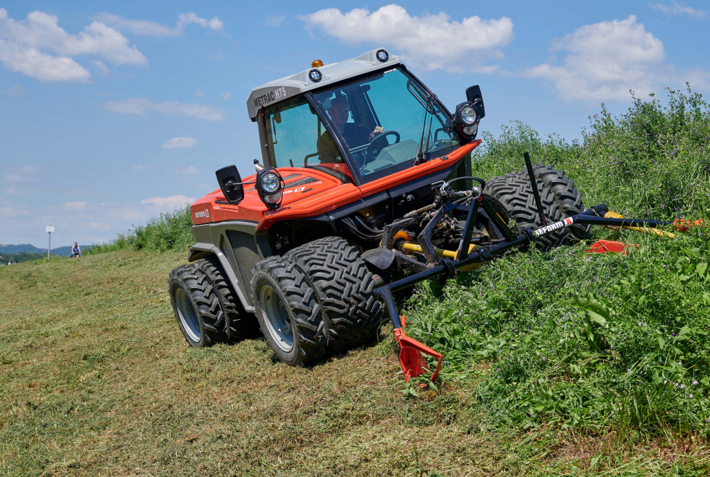 Reform Metrac H75 launched into market