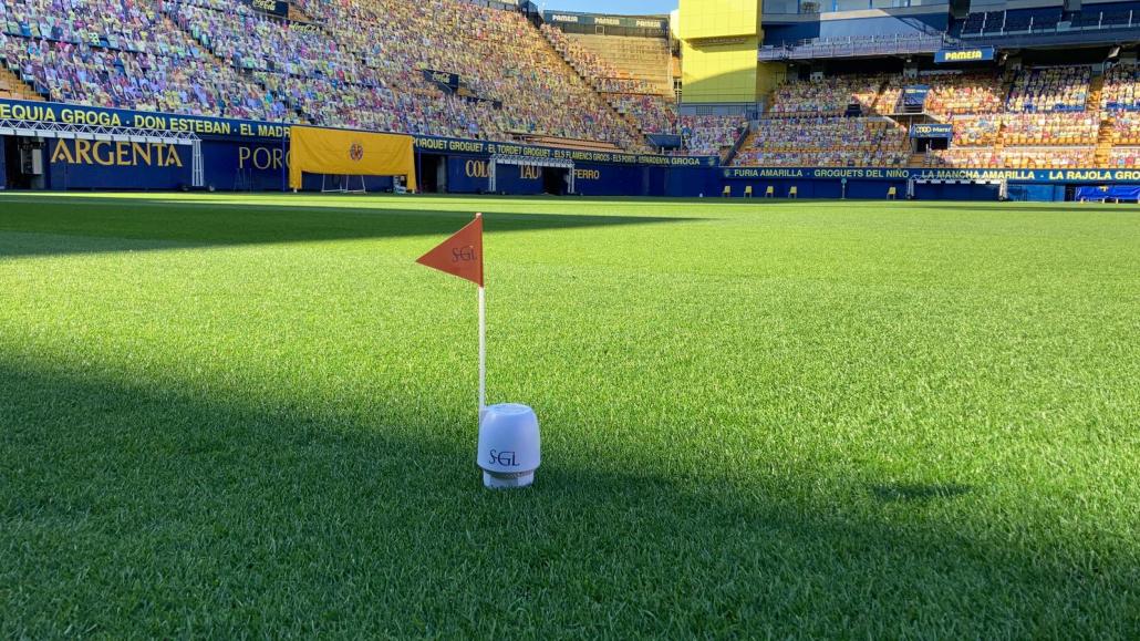 SGL TurfPod makes grass monitoring accessible