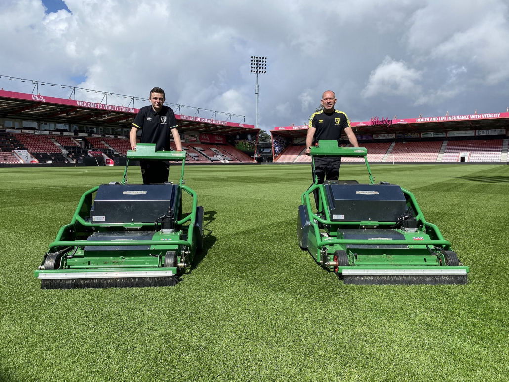 Artistry meets mastery at A.F.C Bournemouth