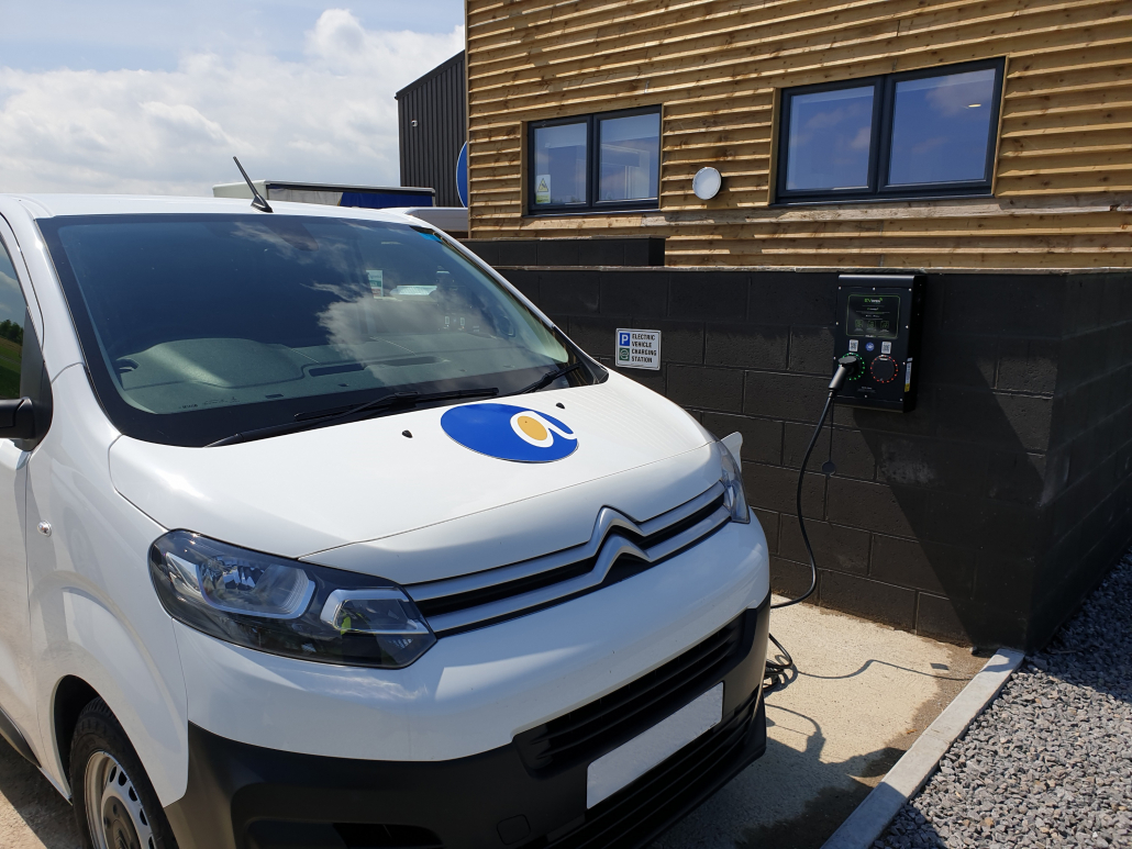 Agrovista UK electrifying delivery fleet
