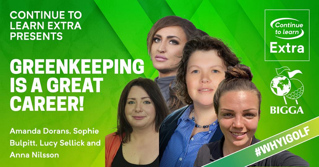 BIGGA to host Women & Girls Golf Week