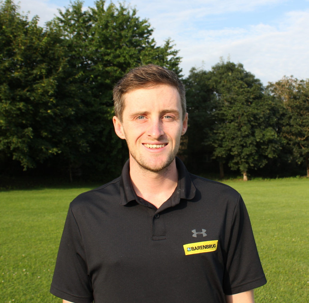 New recruits join amenity team