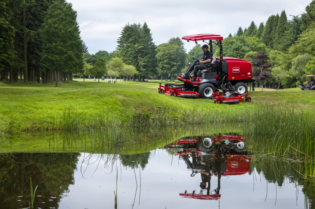 Toro deal for Downfield GC