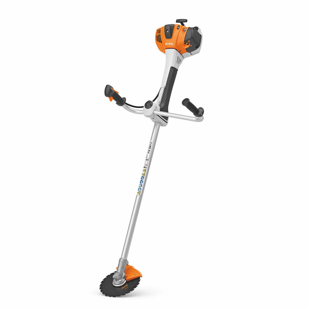 STIHL launches clearing saw